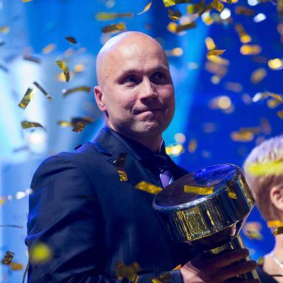 Petteri Piironen valittii vuoden valmentajaksi Urheilugaalassa tammikuussa 2016. Viime vuodet eivät ole olleet yhtä juhlavia.