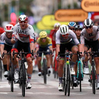 Alexander Kristoff Ranskan ympäriajo 1. etappi