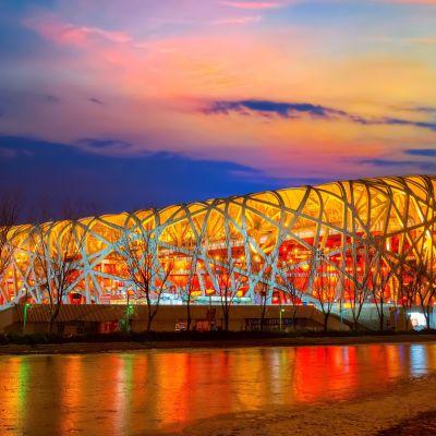Pekingin stadion eli linnunpesä