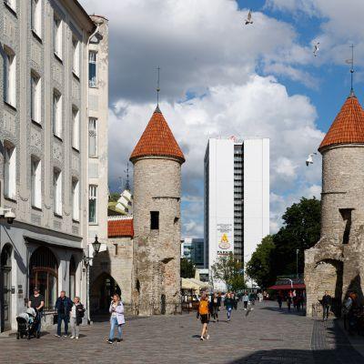 Viro suosittelee omaehtoista karanteenia niille, jotka saapuvat maahan maista, joissa tartuntojen ilmaantuvuusluku on yli 16.