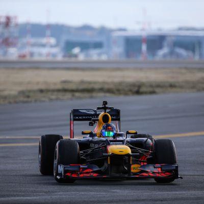 F1-kuvaa Istanbulista
