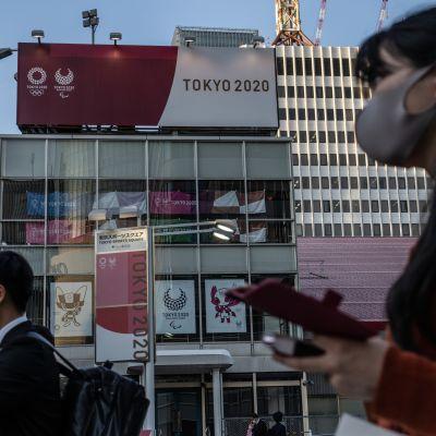 Tokion olympialaiset.