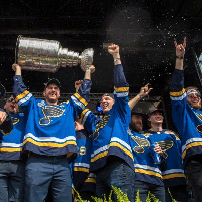 NHL Staney Cup St. Louis 2019