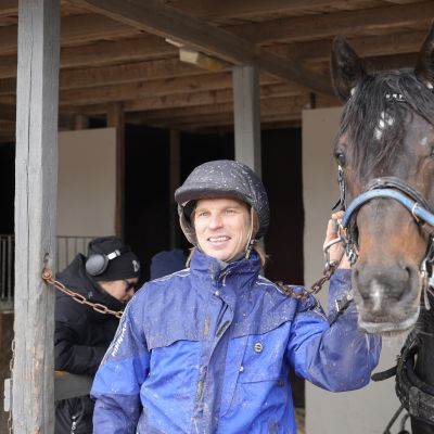 Antti Pihlström ja Dugarry Zet