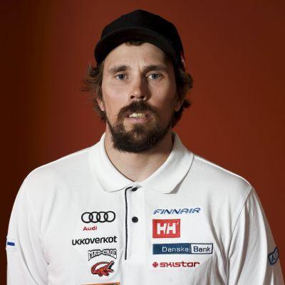 Andreas Romar är fokuserad inför en ny säsong i den alpina världscupen.