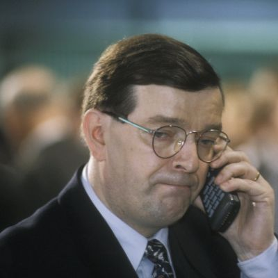 Paavo Väyrynen vuoden 1994 presidentinvaalien aikaan