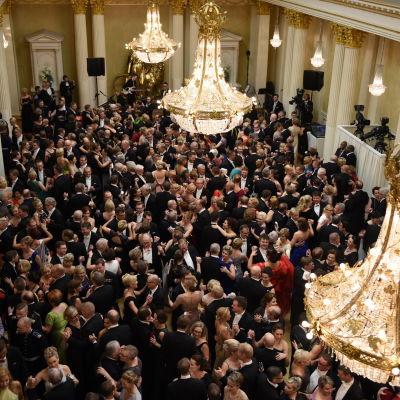 Presidentens självständighetsmottagning 2016