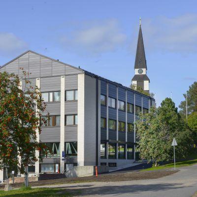 Rovaniemen seurakuntakeskus