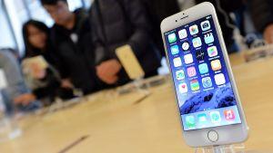 Apple iphone 6.