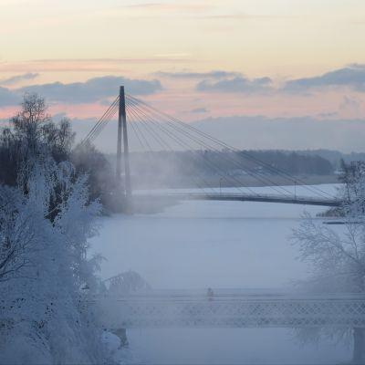 Vinter i Helsingfors