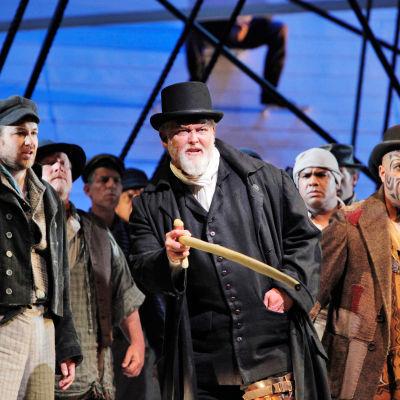 Kuva oopperasta Moby Dick