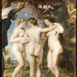 Rubensin teos The Three Graces