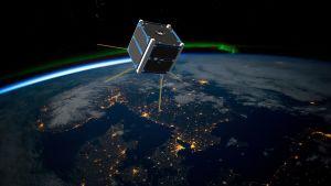 Finland 100-satelliten.