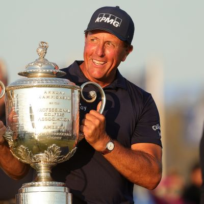 Phil Mickelson golf.