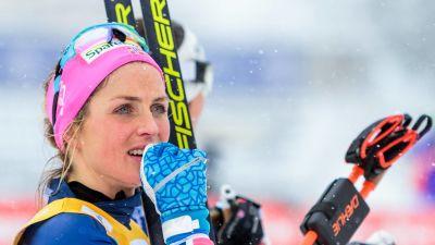 Sasongen over for alpina skidstjarnan