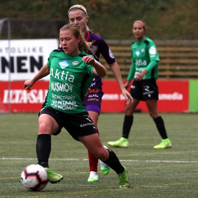 Oona Siren, TiPS, Åland United