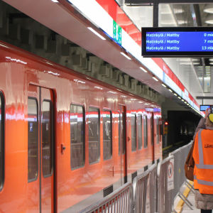 Hagalunds metrostation