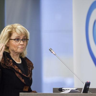 Räsänen besviken efter godkänd äkltenskapslag