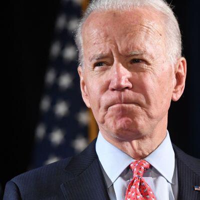 Demokraternas blivande presidentkandidat Joe Biden tror inte att det tjänar fredsprocessen att börja flytta tillbaka USA:s ambassad till Tel Aviv.