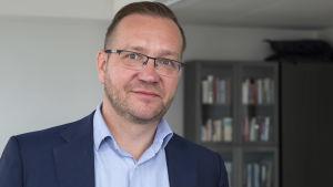 Toimitusjohtaja Juho Romakkaniemi, Keskuskauppakamari