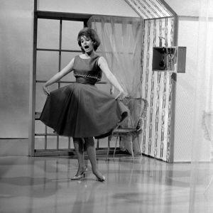 Marion Rung i programmet Sävelsävyjä 1963