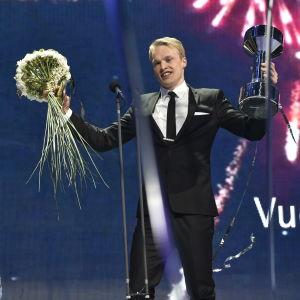 Iivo Niskanen utses till årets idrottare 2017