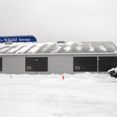 Anders Wiklöf Arena i Pedersöre.
