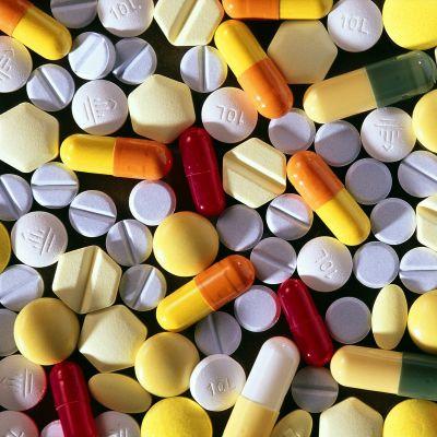 Olika tabletter