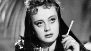 Marie Louise Fock elokuvassa Sellaisena kuin sinä minut halusit.