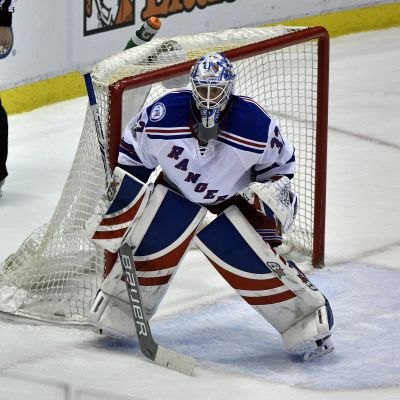 Antti Raanta, New York Rangers