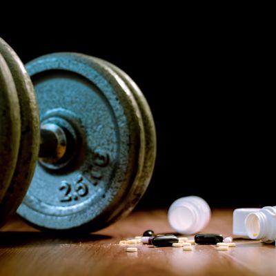 Doping kuvitus