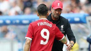 Jürgen Klopp och Roberto Firmino ställs mot bekant motstånd i Champions League-kvalet.