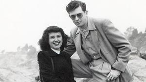 Lillian ja Harold Michelson. Kuva liittyy dokumenttiin Harold ja Lillian