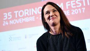 Den italienska skådespelerskan Asia Argento.