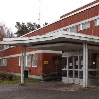 Hälsocentralen i Vasa.