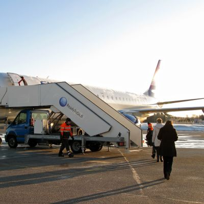 Morgonflyget fran Vasa.