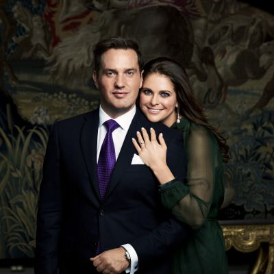Prinsessan Madeleine ska gifta sig i juni.