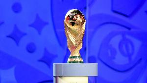VM-pokalen står på spel igen i Ryssland 2018.