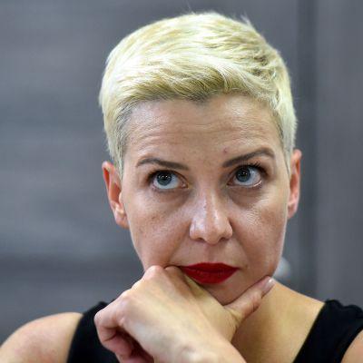 Maryia Kalesnikava
