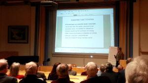 Leif Rex talar om samarbetsbeteenden