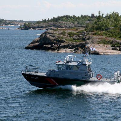 Sjöbevakningens patrullbåt