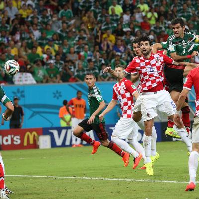 Rafael Marquez under VM 2014