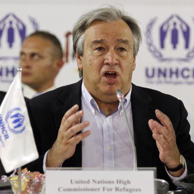 Antonio Guterres, UNHCR