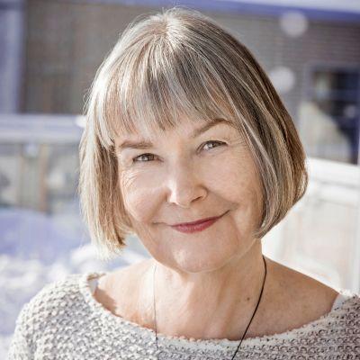 toimittaja ja kirjailija Tuva Korsström
