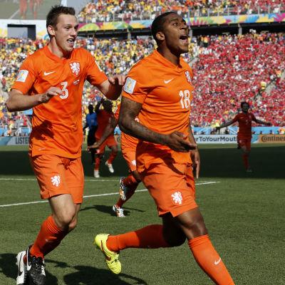 Leroy Fer under VM 2014