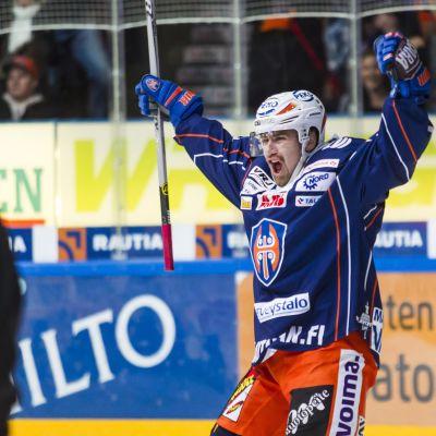 Pekka Jormakka övertygade i slutspelet.