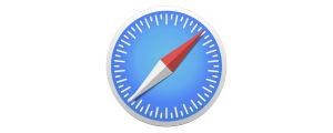Safari-selaimen graafinen logo