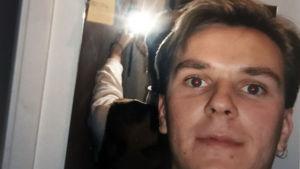 Christer Schoultz selfie 1994.