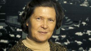 Sylvi Saimo 1975.