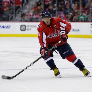 Alexander Ovejtkin har gjort 600 mål i NHL.